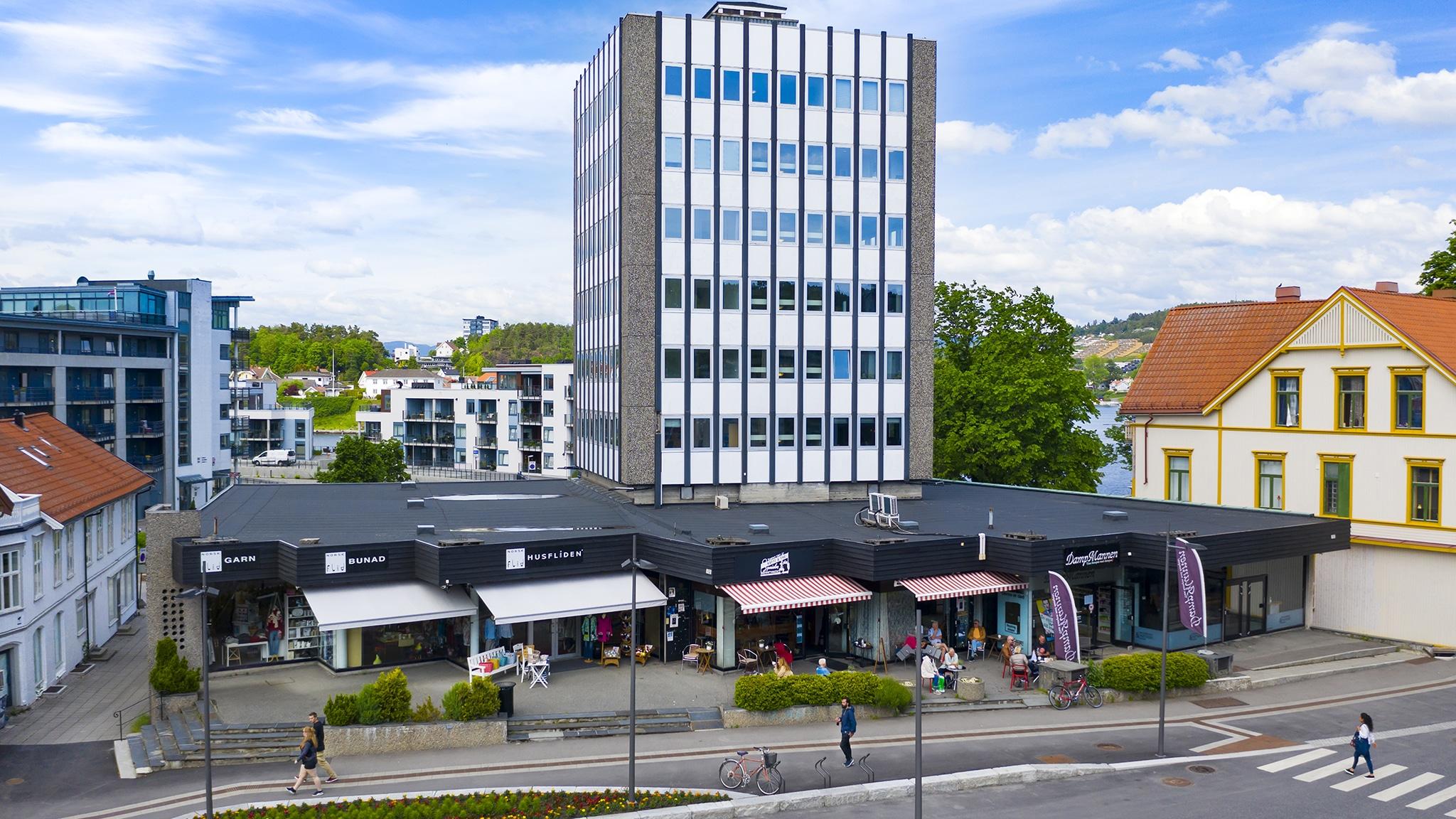 Butikklokale Schankebygg storgata 112 porsgrunn 3