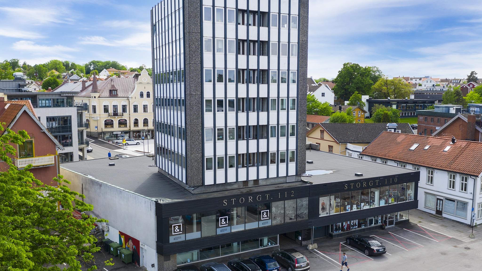 Butikklokale Schankebygg storgata 112 porsgrunn 5