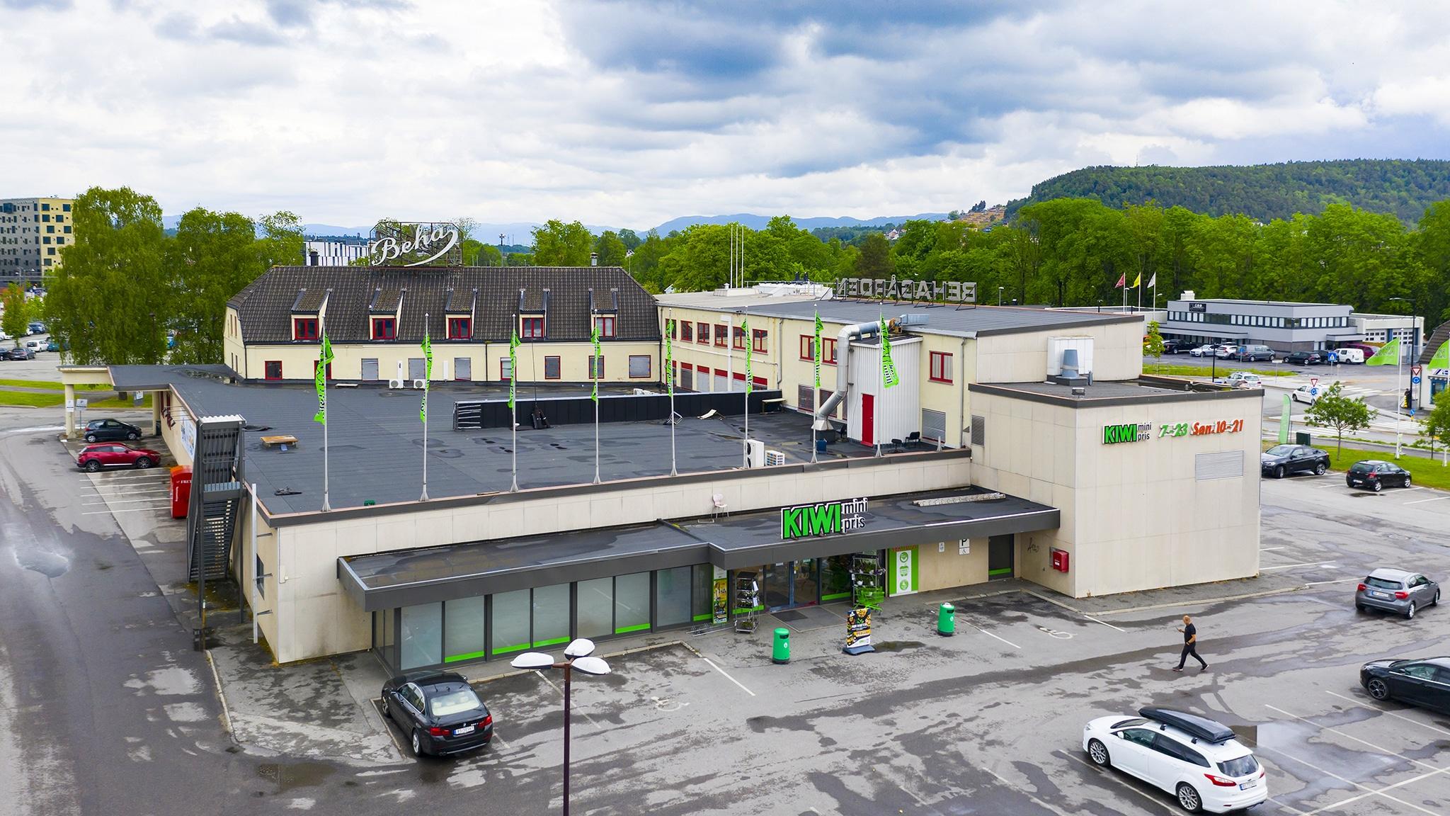 Butikklokale beha kvartalet C E Berg Hanssens gate porsgrunn 7