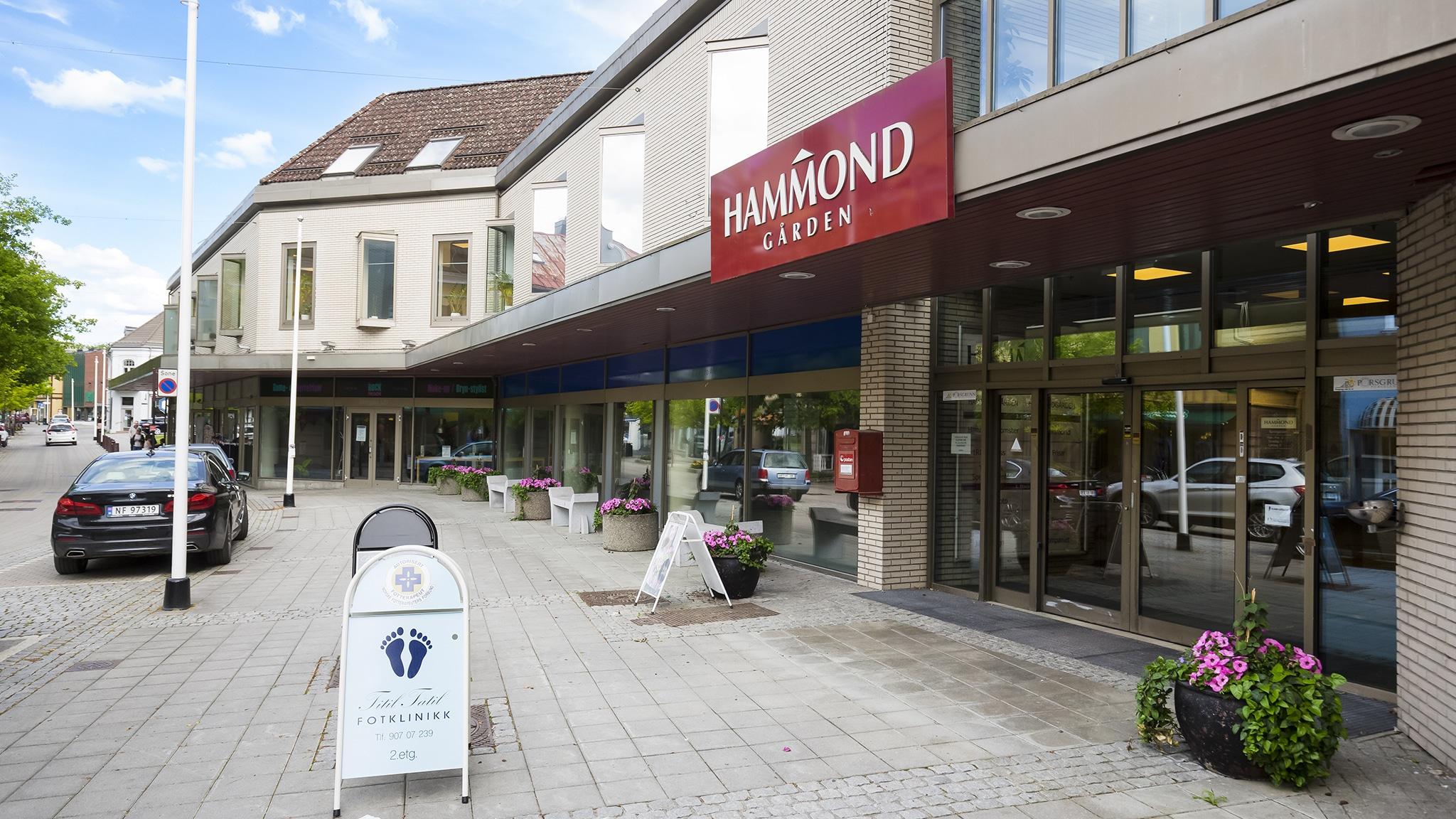 Butikklokale hammondgården storgata125 Porsgrunn 1