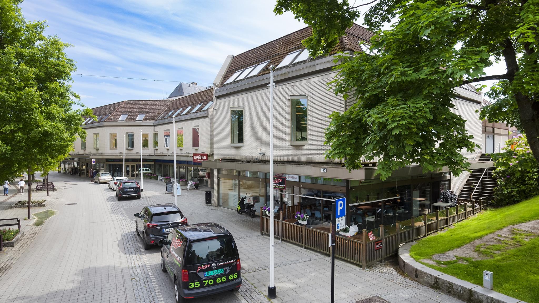 Butikklokale hammondgården storgata125 Porsgrunn 2