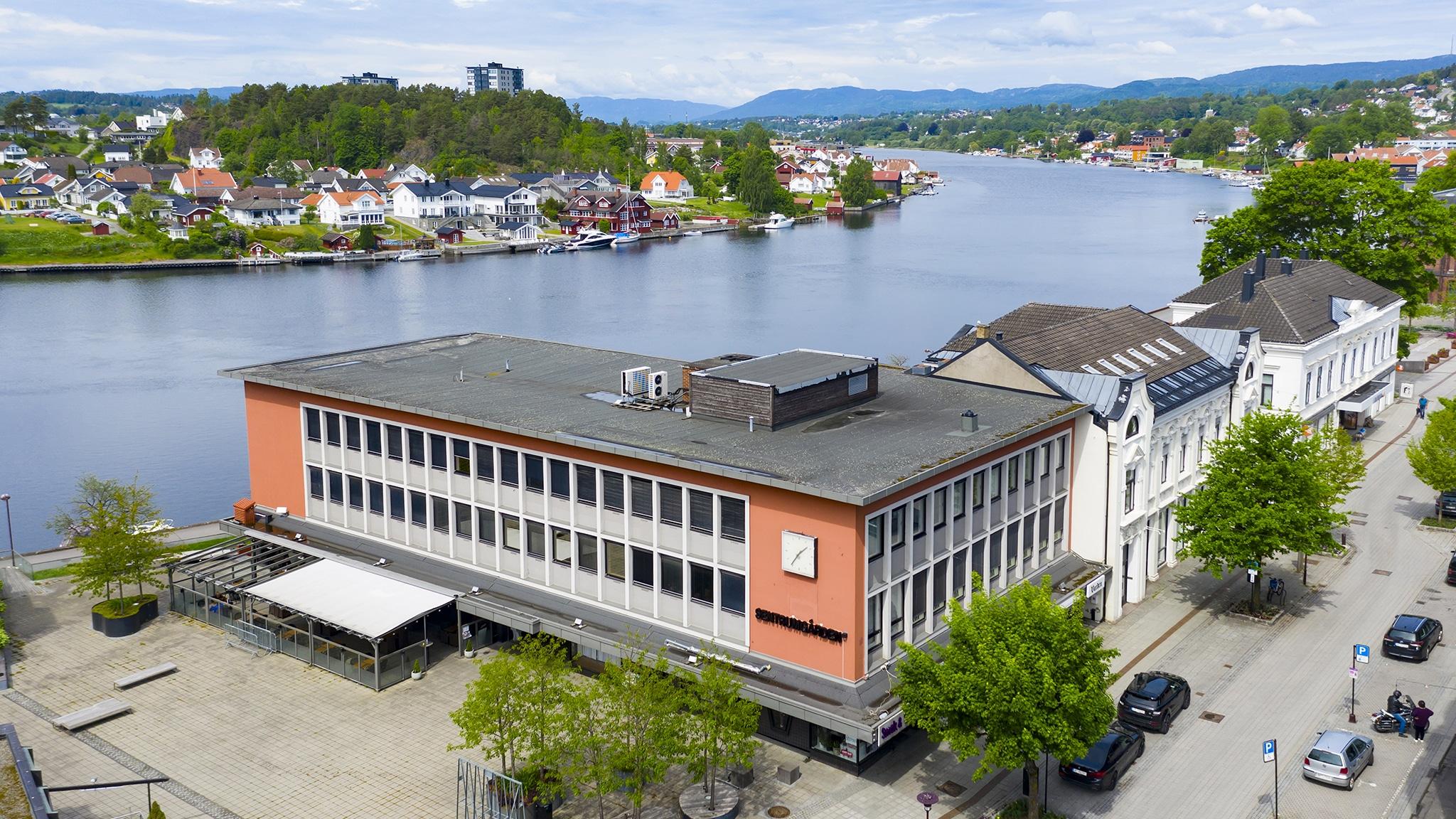 Helsetjeneste kontor sentrumgården storgata 146 Porsgrunn 4