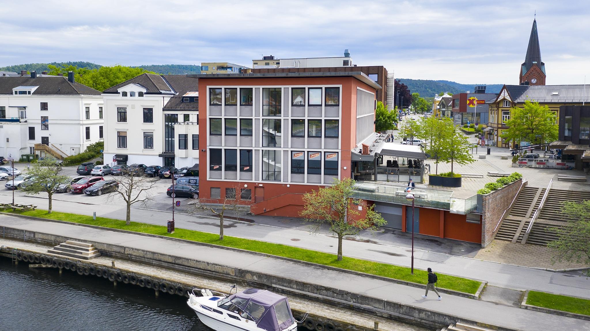 Helsetjeneste kontor sentrumgården storgata 146 Porsgrunn 6