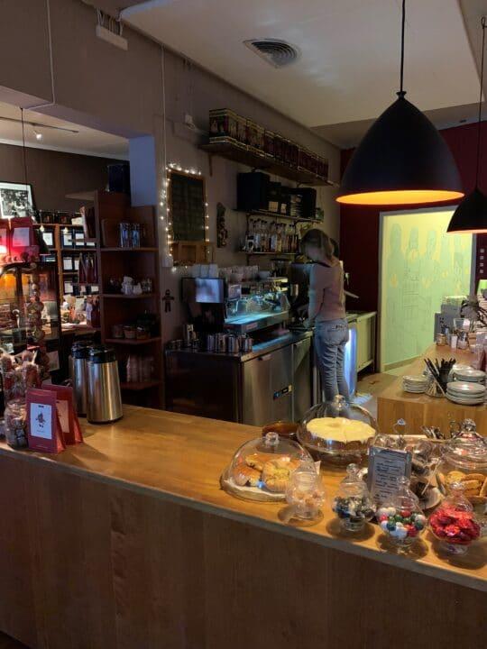 Kaffe og thespesialen