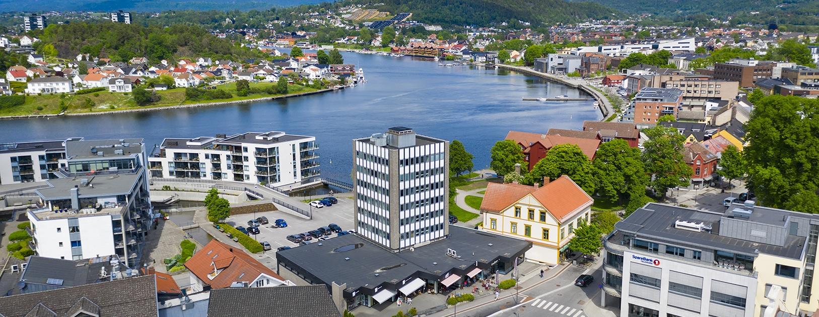 Kontorlokale Schankebygg storgata 112 porsgrunn 2 topp