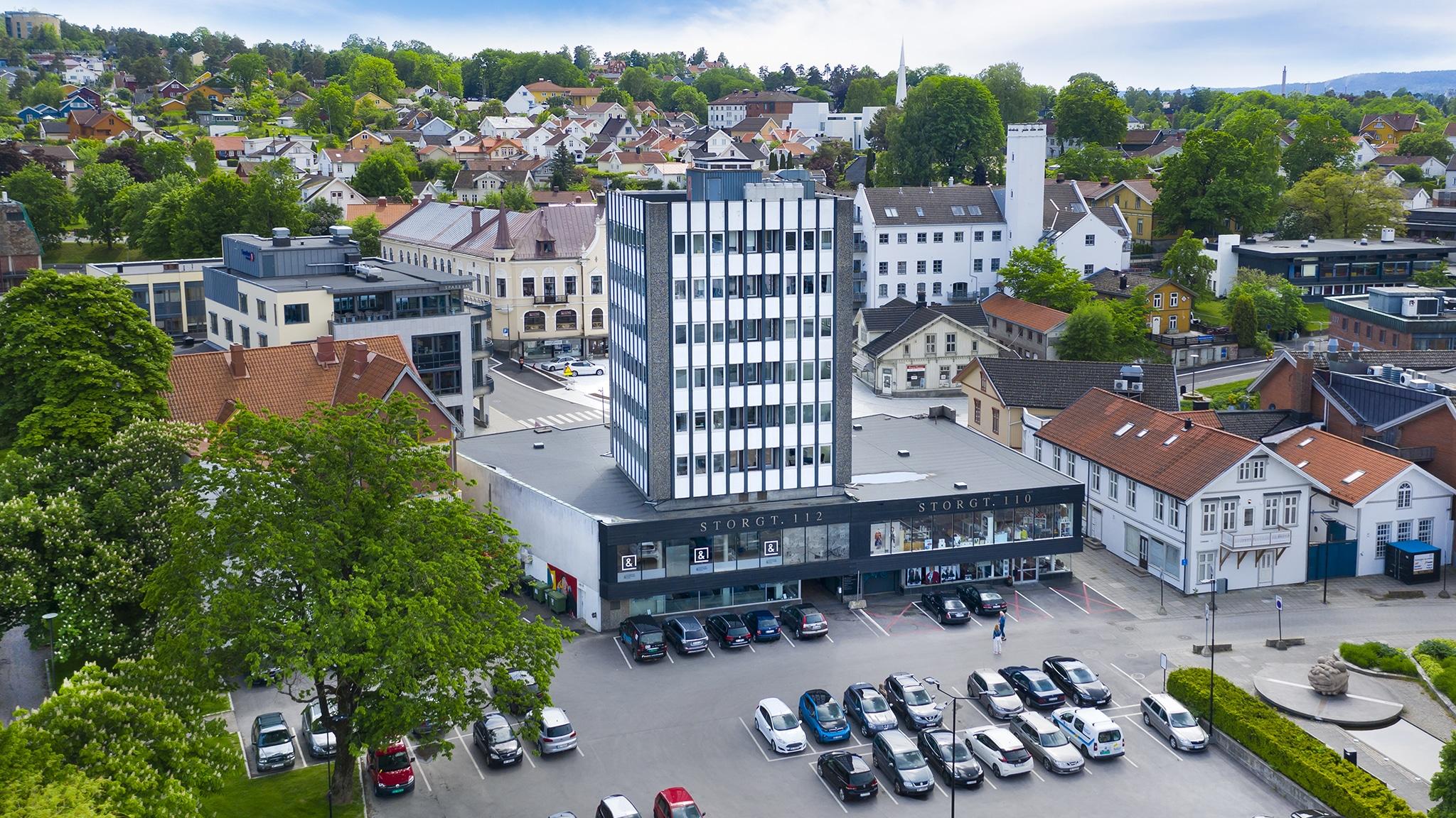 Kontorlokale Schankebygg storgata 112 porsgrunn 6