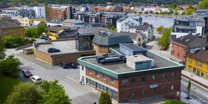 Kontorlokale Storgata 107 Porsgrunn 3 paint