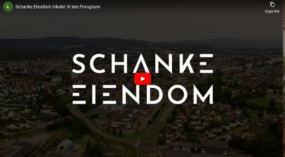Schanke Eiendom Lokaler Porsgrunn Dronevideo
